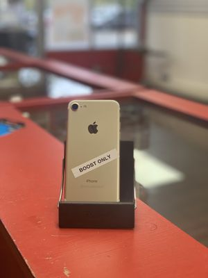 iPhone 7 boost mobile for Sale in Trenton, NJ