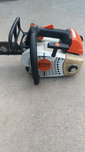Chainsaw stihl ms 201tc for Sale in Long Beach, CA