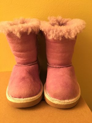 UGG Bailey Bow Boots Toddlers style 3280T for Sale for sale  Union, NJ