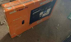 "32"" new open box tv ! With Roku! 👍 9X for Sale in Torrance, CA"