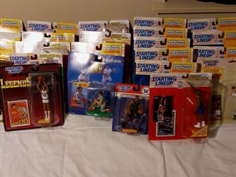 Starting Lineup Sport action Figures for Sale in Seattle,  WA