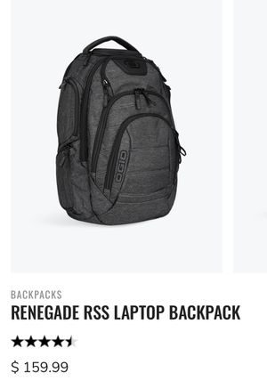 OGIO LAPTOP BACKPACK for Sale in Fountain Valley, CA