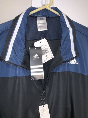 ADIDAS TRACK SUIT XL BLACK for Sale in Garden Grove, CA