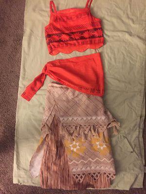 Moana costume for Sale in Aliso Viejo, CA