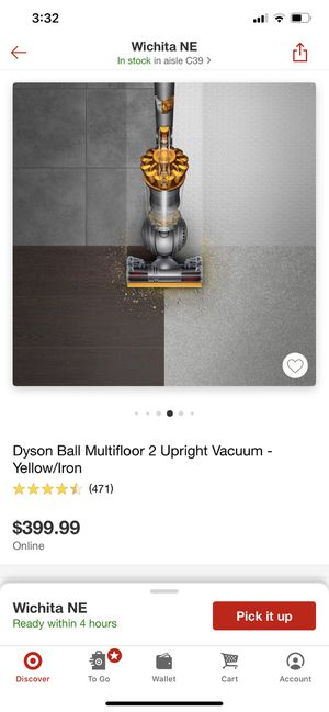 Dyson ball multi floor 2 for Sale in Bel Aire, KS