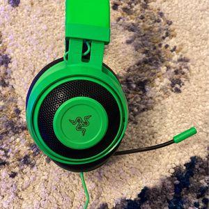 Razer Kraken Gaming Headphones (Tournament Edition) For PS4/XBOX/PC for Sale in Phoenix, AZ