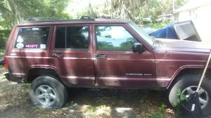 1999 jeep Cherokee sport parts for Sale in Leesburg, FL