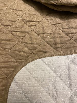 2 Sets Waterproof Quilted Dog, Baby Couch Covers for Sale in Los Angeles, CA
