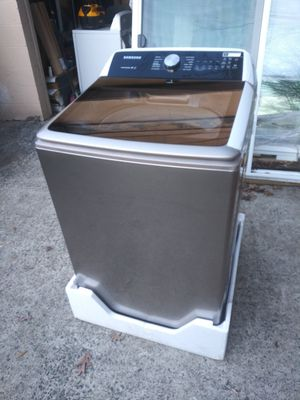 Samsung 5.0 cu-ft top load washer BRAND NEW for Sale in Durham, NC