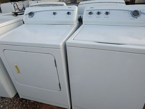 Washer and electric dryer for Sale in Tolleson, AZ
