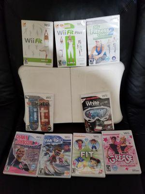 Nintendo wii board lot for Sale in Glen Burnie, MD