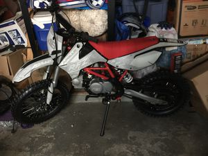Brand New 2017 Dirt Bike for Sale in New York, NY
