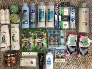 NEW women's Personal care ⭐️MEGA BUNDLE⭐️ hair, feet,teeth,lips,skin & MORE! for Sale in Indianapolis, IN