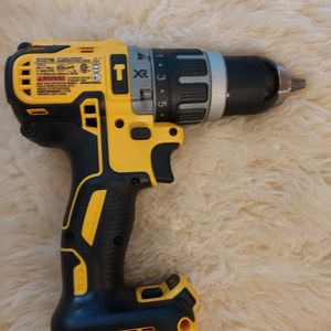 Dewalt Hammer Drill XR 20v. New for Sale in Auburn, WA