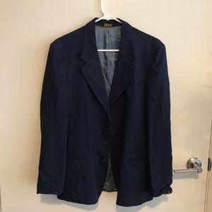 Blazer jacket men work suit for Sale in Reston, VA