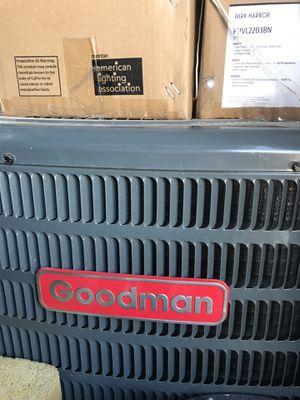 Goodman split system central AC for Sale in Frostproof, FL