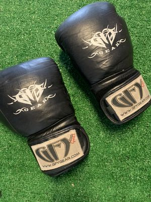 GFY boxing gloves! for Sale in Moreno Valley, CA
