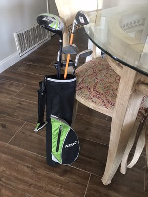Golf clubs for kids for Sale in Spring Valley, CA