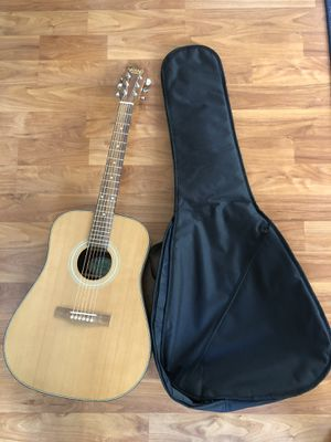 Woods full size acoustic guitar Limited Edition Series for Sale in Union City, CA
