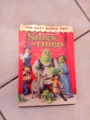 Shrek's third and computer game for Sale in El Paso, TX