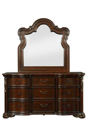 Royal Highlands Rich Cherry Dresser | 1603 for Sale in Austin, TX
