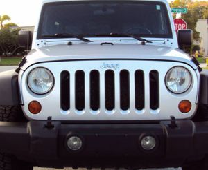 Fullyy a/c 07 Suv Jeep V6 4X4 $1800 Wrangler Unlimited! for Sale in San Jose, CA