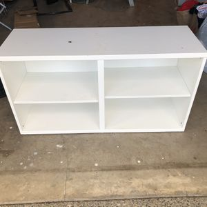 White IKEA Shelves for Sale in King City, OR