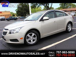 2013 Chevrolet Cruze for Sale in Norfolk, VA