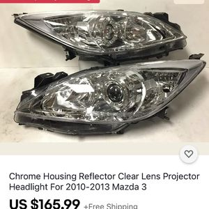 Mazda 3 Headlights for Sale in Irwindale, CA