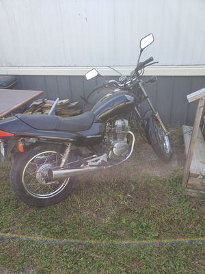 1995 Honda 250 nighthawk 15000 actual miles Ron's and rides great no leaks of oil everything works on it runs great for sale or trade for Sale in Hartsville, TN