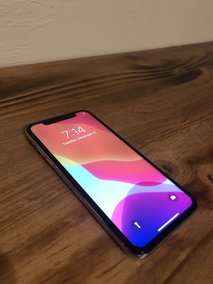 256gb iPhone X AT&T for Sale in Pittsburgh, PA