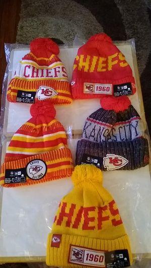 Chiefs gear vs Texans gear for Sale in Wichita, KS