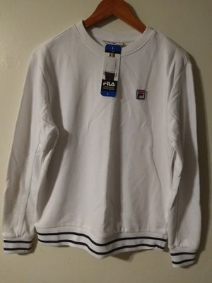 """FILA SWEATER FOR WOMEN SIZE LARGE. """"PICK UP ONLY' for Sale in Tustin, CA"""