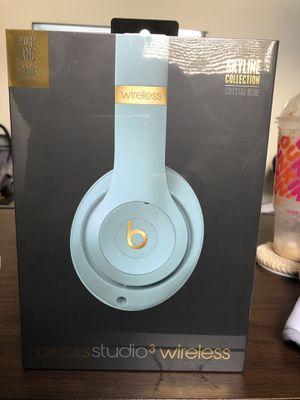 Brand new never opened beats studio 3 wireless headphones for Sale in Fort Myers, FL