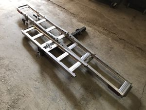 Haul Master Dirtbike Carrier Hitch for Sale in Chino, CA