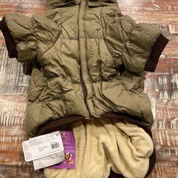 Insulated Snow Dog Coat XL for Sale in San Bernardino,  CA