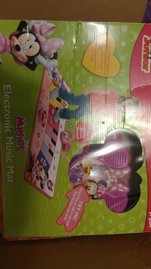 Minnie Mouse Dancing Mat for Sale in Grosse Pointe Park, MI