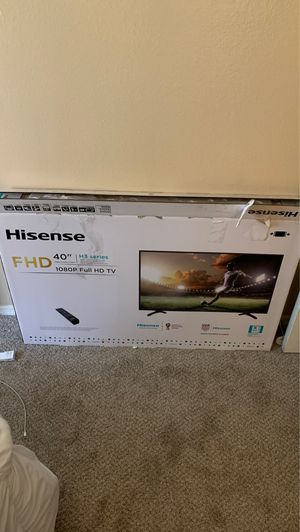 "Hisense 40"" 1080p full hd for Sale in Palmetto, FL"