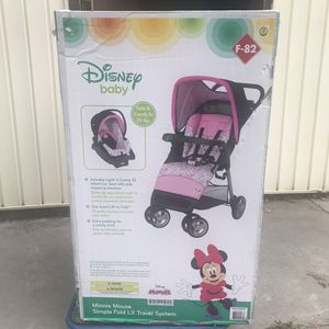 Disney Minnie Mouse Travel System for Sale in Salt Lake City, UT