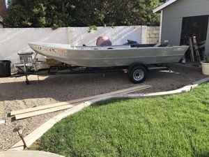 Aluminum Fishing Boat for Sale in Lake Forest, CA