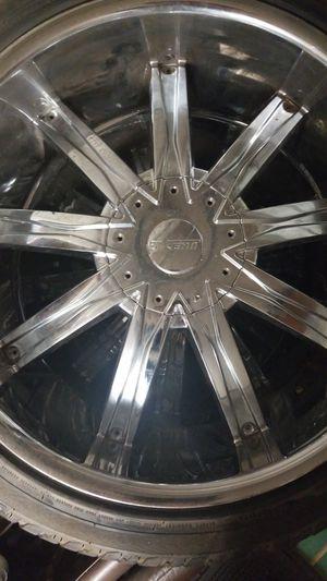 """20"""" DCenti Rims for Sale in Tempe, AZ"""