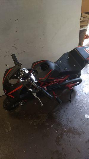 Electric Raptor Pocket Bike for Sale in Shoreline, WA