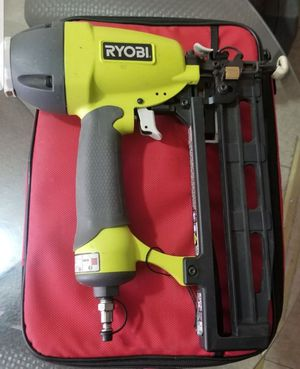 """2.5"""" 16-gauge straight nailer. •$75.00• for Sale in Chula Vista, CA"""