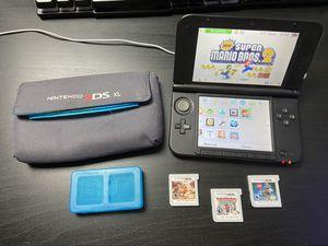Nintendo 3DS XL Silver - Mario & Luigi Limited Edition for Sale in Miami, FL