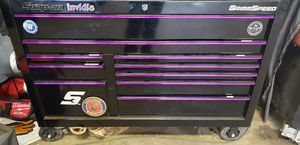 Snap-On Tool box with tools for Sale in Whipholt, MN