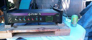 Asi Quantum Q Tube 70 1980s Tube Amplifier for Sale in Compton, CA