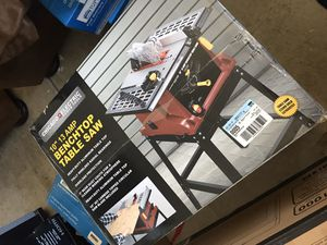 Table saw for Sale in Santa Maria, CA