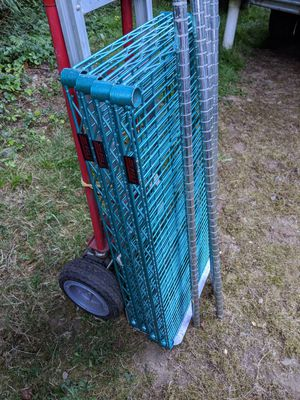 Eagle Metal Racks $60.00 obo for Sale in Bonney Lake, WA