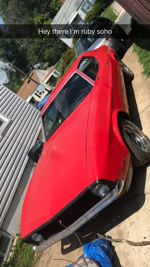 1972 Ford Mustang for Sale in Silver Spring, MD