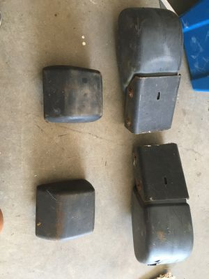 Jeep Wrangler TJ Front Bumper Parts for Sale in Winchester, MA
